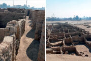 Encuentran en Egipto bajo la arena una gran ciudad perdida de 3,000 años