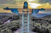 En Brasil, construyen nuevo Cristo gigante, será más grande que el de Rio de Janeiro