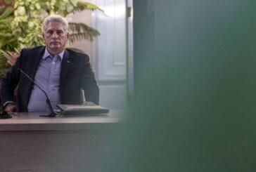 Miguel Díaz-Canel, presidente de Cuba, es elegido para dirigir al Partido Comunista
