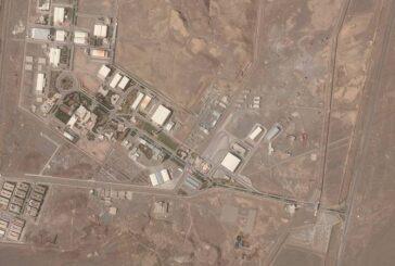 Irán acusa a Israel de sabotear su complejo nuclear de Natanz