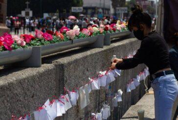 Ascienden a 209,338 las muertes por COVID en México