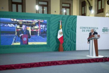 Llegan a México 987 mil 500 dosis de vacunas COVID de Sinovac y Pfizer