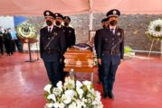Despiden con honores a Victoria, policía de Guadalajara asesinada en avenida Revolución