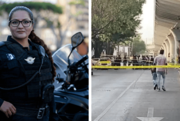 Muere mujer policía tras ataque en la avenida Revolución