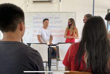 """YUSSARA CANALES GENERA ACUERDO DE ALIANZA CON """"VOLCANES COMMUNITY EDUCATION PROJECT"""""""