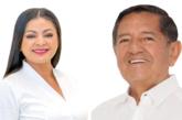 Parejos Michel y Lupita, según encuesta de Massive Caller