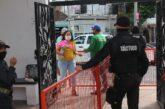 Reportan sin novedad en el operativo de vigilancia en los panteones por el día de las madres