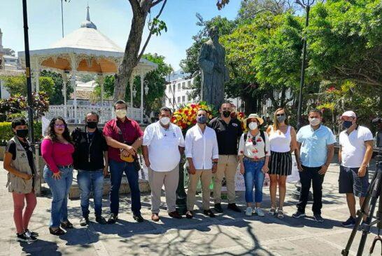 Celebran Día de la Libertad de Prensa en Puerto Vallarta