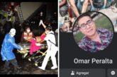 Omar Peralta, el enfermero que ayudó a heridos en Línea 12