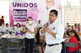 Con extraordinaria convocatoria, Roberto González reúne a más de 2 mil mamás en su día