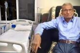 A sus 85 años renunció a cama de hospital para salvar a alguien joven