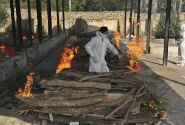 La India es como una 'zona de guerra'... y nadie sabe la verdadera cifra de muertes por COVID