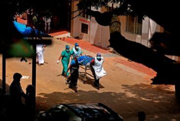 "Ganar a la COVID, morir de ""hongo negro"": India declara epidemia"