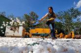 Limpian el río Santiago con cascarones de huevo