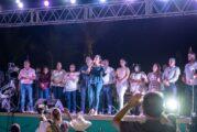 Celebra Mirtha Villalvazo virtual triunfo en Bahía de Banderas