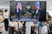 Biden y Putin inician 'tenso' encuentro en Suiza