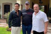 Roberto Palazuelos, socio de Vicente Fox y Marcus Dantus en negocios de marihuana