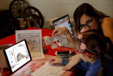 Lanzan campaña para reconocer a las familias en la educación a distancia