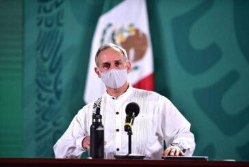 Se rompe la 'racha': epidemia COVID en México entra en meseta tras 20 semanas a la baja