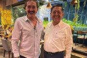 Acuerdan Michel y La Volpe, escuelas de futbol para Puerto Vallarta