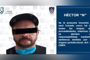 Confirma Fiscalía CDMX detención del actor Héctor Parra por presunto abuso sexual contra su hija