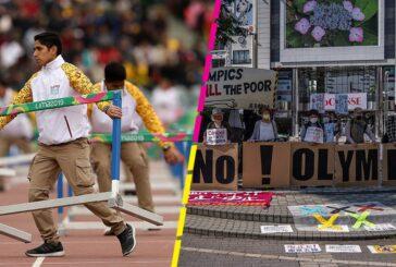 10 mil voluntarios renuncian a los juegos olímpicos Tokio 2020