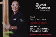 Chef Betty Vázquez difundirá la gastronomía nayarita en Europa y Latinoamérica