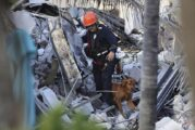 Socorrista encuentra el cuerpo de su hija en edificio derrumbado de Miami