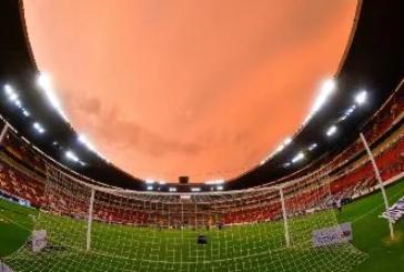 Estadios de Jalisco disminuyen aforo por nuevas medidas anti COVID-19