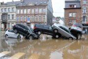 30 muertos, ríos desbordados, daños en casas dejan inundaciones en Europa