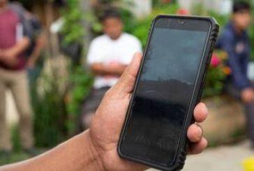 15,000 celulares de México aparecen en lista del software para espiar Pegasus