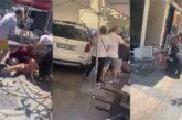 Terror en España: hombre atropella a peatones y desata pánico