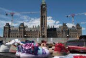 Día de Canadá se enluta por fosas con cientos de niños indígenas