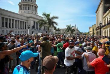 Protestas en Cuba: gobierno bloquea Facebook, Instagram y WhatsApp
