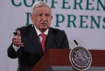 AMLO dice que la economía mexicana va bien; lo único que me