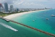 Los riesgos del suelo donde fue construido Miami Beach, la zona cercana al edificio que colapsó