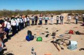 Madres buscadoras pidieron tregua al Cártel del Golfo para poder entrar a un predio en Tamaulipas