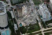 Suspenden misión de búsqueda y rescate en Miami; alistan demolición de edificio
