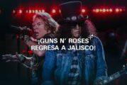¿Cuánto costará ver a Guns N' Roses en Guadalajara?