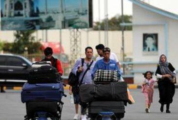 El presidente de Afganistán abandona el país mientras los talibanes entran a Kabul