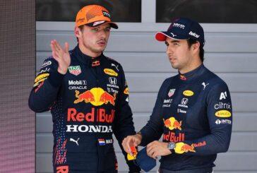 'No importa a quién pongan a mi lado'; Verstappen 'valoró' así la labor de Checo en Red Bull