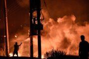 Infierno se desata en Grecia: habitantes pierden su patrimonio por los incendios