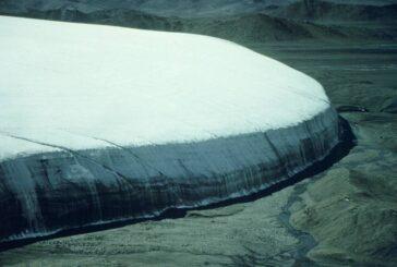 Hallan virus 'milenarios' en glaciar tibetano