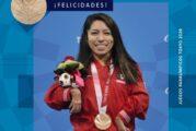 México inicia cosecha de medallas en los Paraolimpicos