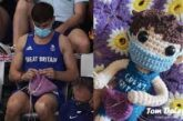 I love this!': Tom Daley responde a artesana mexicana que tejió su figura