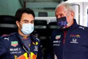 Checo Pérez iniciará desde el pit lane; Red Bull cambió el motor
