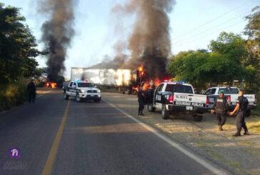 Se registra enfrentamiento entre marinos y civiles armados en Tomatlán, Jalisco