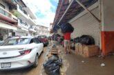 Resultan 1 mil 205 viviendas afectadas por Nora en la Costa y Sierra Occidental de Jalisco