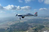 Rolls Royce prueba con éxito su primer avión totalmente eléctrico