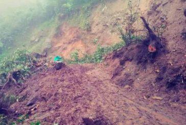 Avanza conectividad terrestre en municipios de serranos tras el paso de Nora